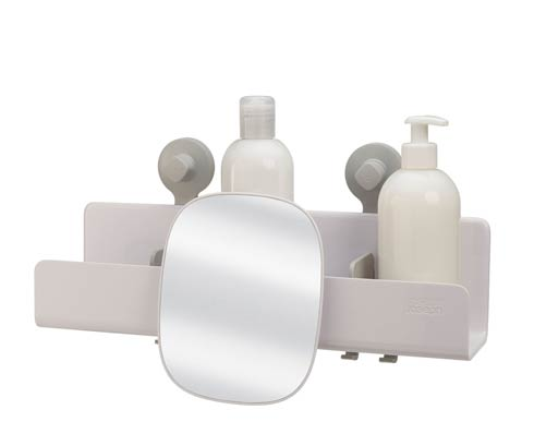 $30.00 EasyStore Large Shower Caddy - White
