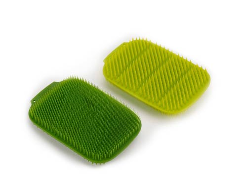$8.00 CleanTech Washing-up Scrubber 2-pack - Green