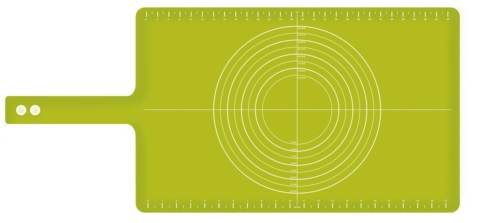 $20.00 Roll-Up Pastry Mat - Green