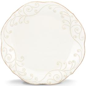Lenox  French Perle White Dinner Plate $23.20