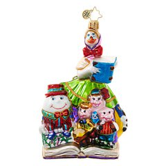 $60.00 Mother Goose Christmas