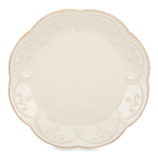 Lenox  French Perle White Salad Plate $20.00