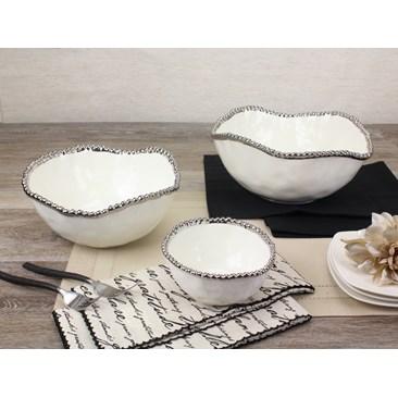 Pampa Bay   Salerno Porcelain Small Bowl $15.00