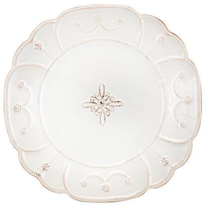 Juliska Jardins du Monde Whitewash Dessert/Salad Plate $46.00