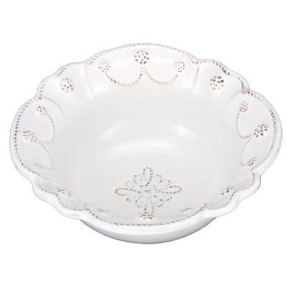 Juliska Jardins du Monde Whitewash Cereal/Ice Cream Bowl $38.00