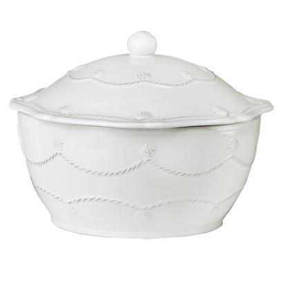 "Juliska Berry & Thread Kitchen & Baking 8"" Covered Casserole $98.00"