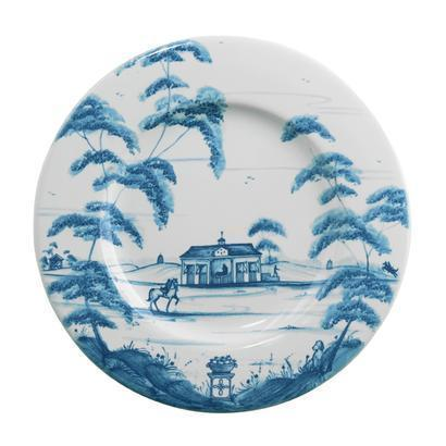 Juliska Country Estate Delft Blue Side/Cocktail Plate Stable $32.00