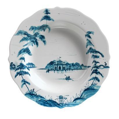 Juliska Country Estate Delft Blue Pasta/Soup Bowl Boathouse $52.00