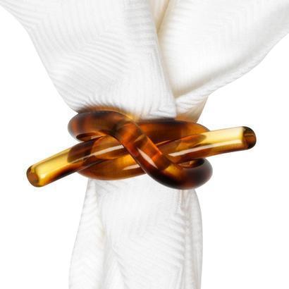 Juliska  Napkin Rings Tortoise Knot Napkin Ring $25.00