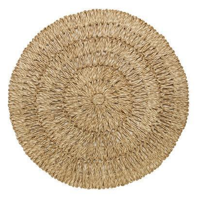 Juliska  Placemats Straw Loop Natural Placemat $24.00