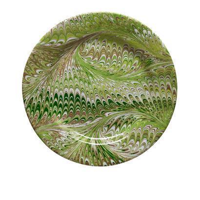 Juliska Firenze Pistachio Dessert/Salad Plate $40.00