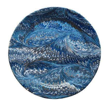 Juliska Firenze Delft Blue Charger Plate $75.00