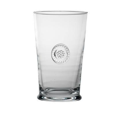 Juliska Everyday Glassware (Hand Pressed) Berry & Thread Glassware Highball $30.00