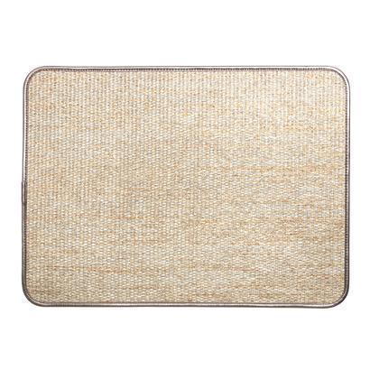 Juliska  Placemats Golden Silver Woven Placemat $35.00