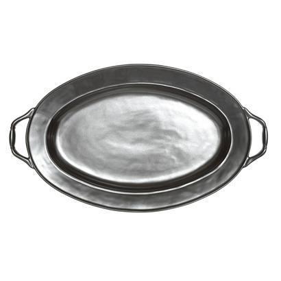 Juliska  Pewter Stoneware Turkey Platter $275.00