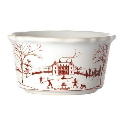 Juliska Country Estate Ruby Ramekin $30.00