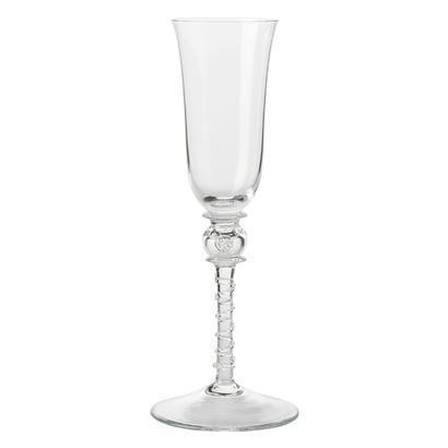 Juliska Bohemian Glassware (Mouth Blown) Amalia Tulip Champagne Flute Clear $68.00