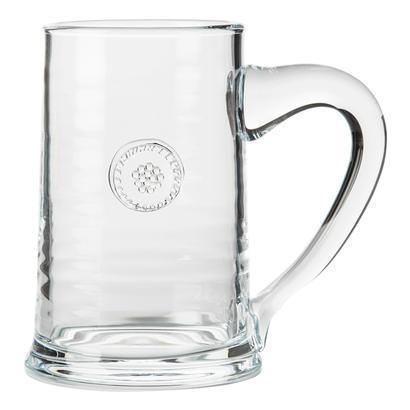 Juliska  Berry & Thread Glassware Beer Stein Clear $34.00