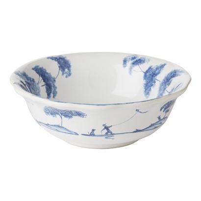 Juliska Country Estate Delft Blue Berry Bowl Country Respites $42.00