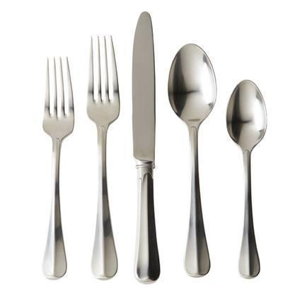 Juliska  Bistro 5pc Setting Bright Satin $98.00