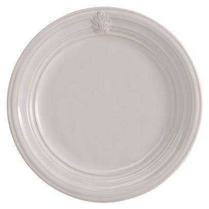 Juliska  Acanthus Whitewash Dinner Plate $42.00