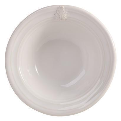 Juliska  Acanthus Whitewash Cereal/Ice Cream Bowl $36.00