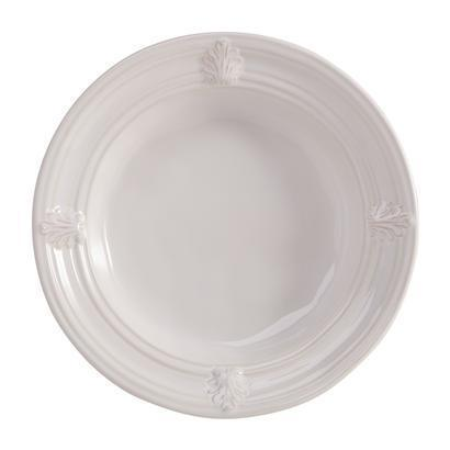 $38.00 Whitewash Pasta/Soup Bowl