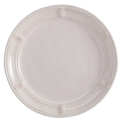 $68.00 Whitewash Charger Plate