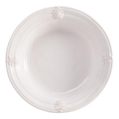 "$88.00 Whitewash 13"" Serving Bowl"