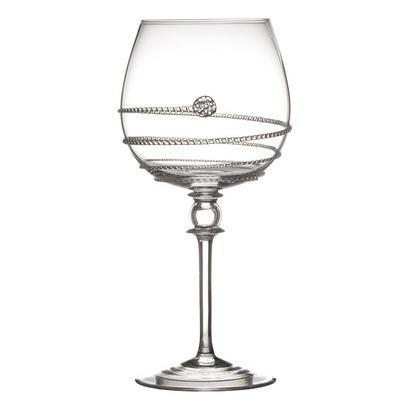 Juliska  Amalia Light Body Red Wine Glass $75.00