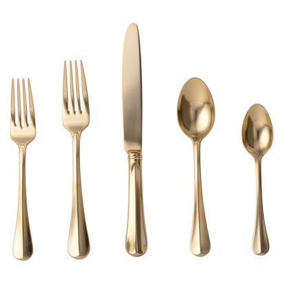 Juliska Bistro Gold 5pc Place Setting $125.00