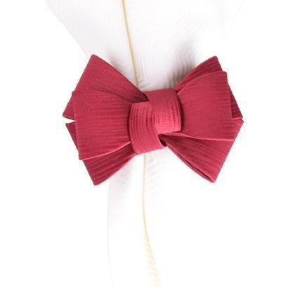 $25.00 Tuxedo Ruby Napkin Ring
