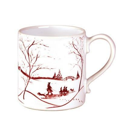 Juliska Country Estate Ruby Mug $34.00