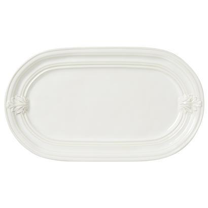 Juliska  Acanthus Whitewash Hostess Tray $48.00