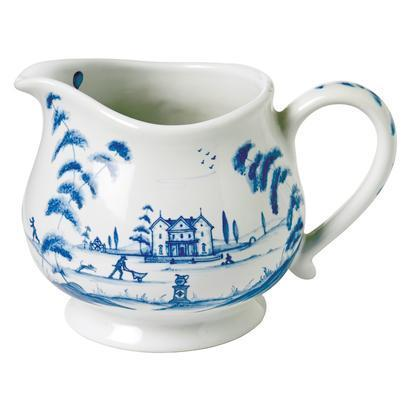 Juliska Country Estate Delft Blue Creamer Main House $62.00