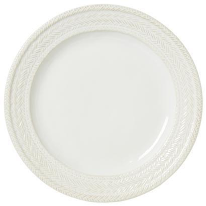 Juliska Le Panier Whitewash Dinner Plate $42.00