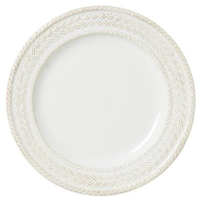 Juliska Le Panier Whitewash Dessert/Salad Plate $40.00
