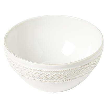 Juliska Le Panier Whitewash Cereal/Ice Cream Bowl $36.00