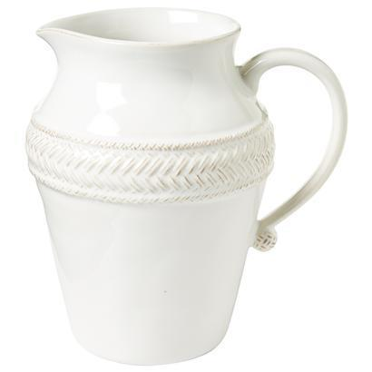 Juliska Le Panier Whitewash Pitcher $85.00