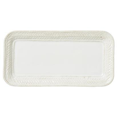 Juliska Le Panier Whitewash Hostess Tray $48.00