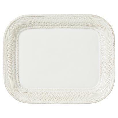 """Juliska Le Panier Whitewash 11.5"""" Platter $75.00"""