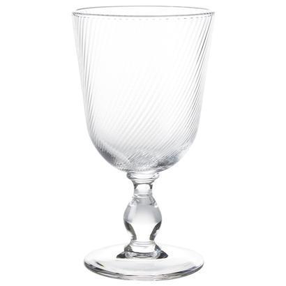 Juliska Arabella Clear Footed Goblet $35.00