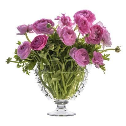 Juliska  Harriet Fan Vase $130.00