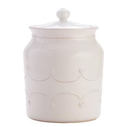 Juliska  Whitewash Cookie Jar $98.00