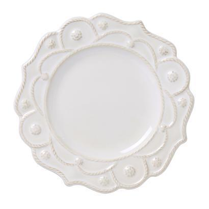 Juliska Jardins du Monde Whitewash Side/Cocktail Plate $26.00