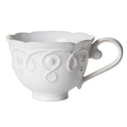Juliska Jardins du Monde Whitewash Tea Cup $30.00