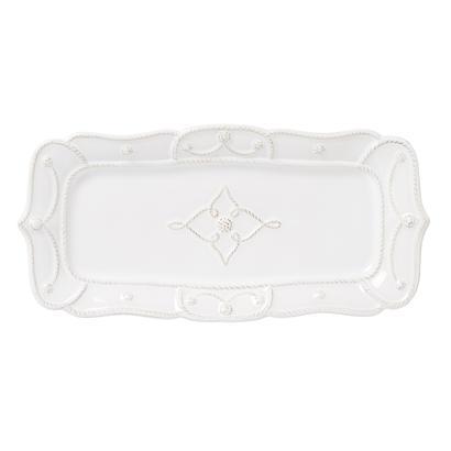 Juliska Jardins du Monde Whitewash Hostess Tray $68.00