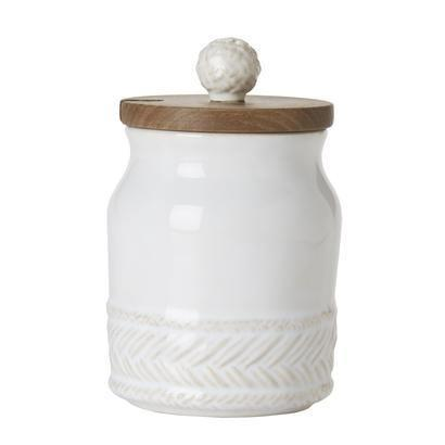 Juliska Le Panier Whitewash Sugar Pot $48.00