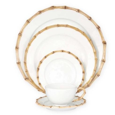 Juliska  Classic Bamboo Natural 5pc Setting (KM01/34, KM02/34, KM03/34, KM04/34, KM05/34) $156.00