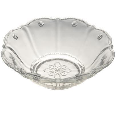 Juliska Colette Clear Dessert Bowl $26.00
